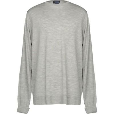 ジョンスメドレー JOHN SMEDLEY メンズ ニット・セーター トップス sweater Grey
