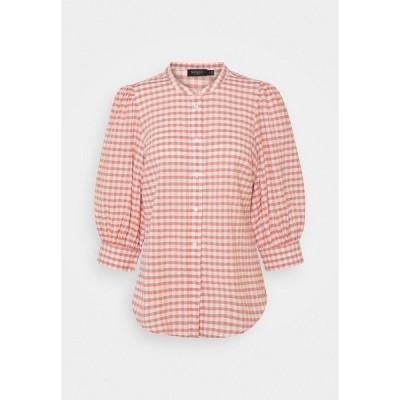 ソークドインラグジュアリー シャツ レディース トップス CRUSH SHIRT - Button-down blouse - multi coloured