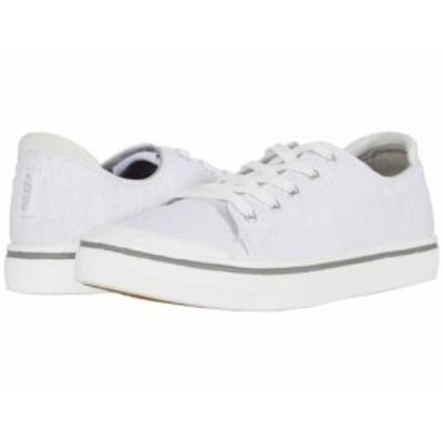 Keen キーン レディース 女性用 シューズ 靴 スニーカー 運動靴 Elsa IV Sneaker White/Star White【送料無料】