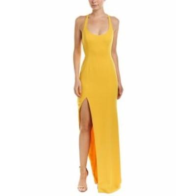 Jay Godfrey ジェイゴッドフリー ファッション ドレス Jay Godfrey Gown 4 Yellow