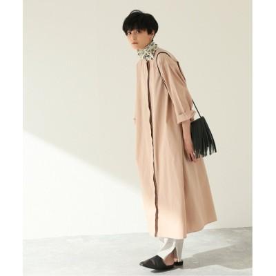 (JOURNAL STANDARD/ジャーナルスタンダード)【SEEALL / シーオール】SHIRTS DRESS:ワンピース/レディース ピンク