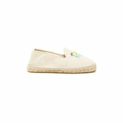 MANEBI/マネビ スリッポン ICE SUNSET Manebi palm springs embroidery espadrilles メンズ 春夏2020 PALM SPRING S ik