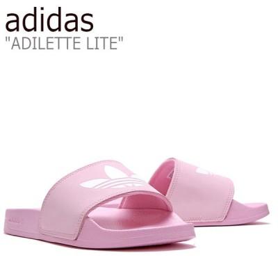 アディダス サンダル adidas レディース ADILETTE LITE アディレッタ ライト PINK ピンク FLADAS1U12 シューズ