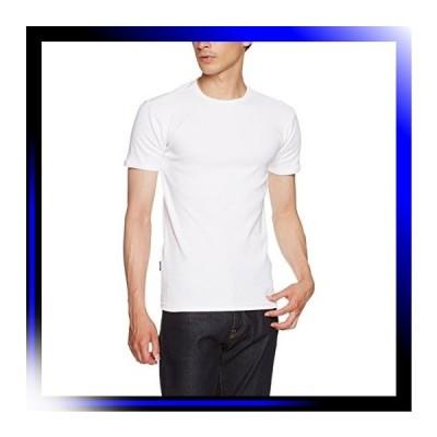 サイズ ホワイト AVI-DAILY CREW S/S Tシャツ