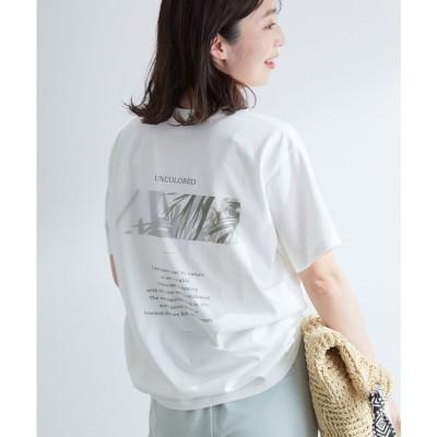 ビス ViS グラフィックアソートベーシックTシャツ (ホワイト系(12))