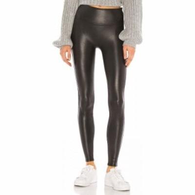 スパンクス SPANX レディース ボトムス・パンツ Petite Faux Leather Legging Black