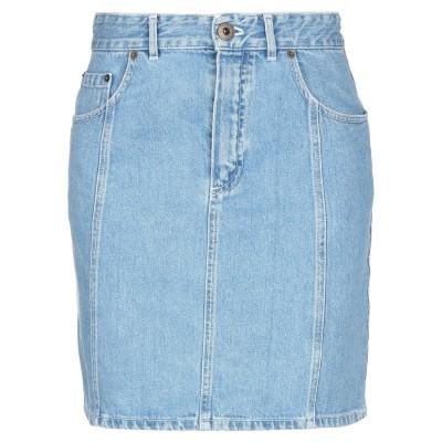 クロエ CHLOÉ デニムスカート ブルー 34 コットン 100% デニムスカート