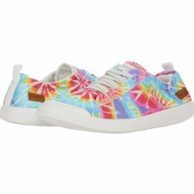ブローフィッシュ Blowfish レディース スニーカー シューズ・靴 Vex Hippie Tie-Dye