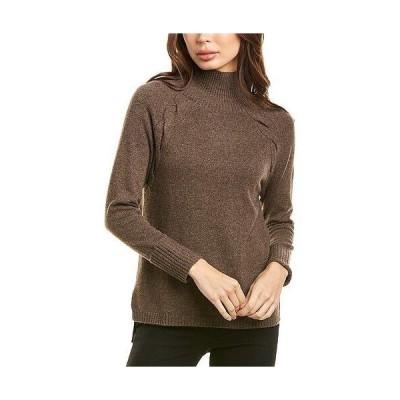 レディース ファッション  Kier + J Turtleneck Cashmere Sweater