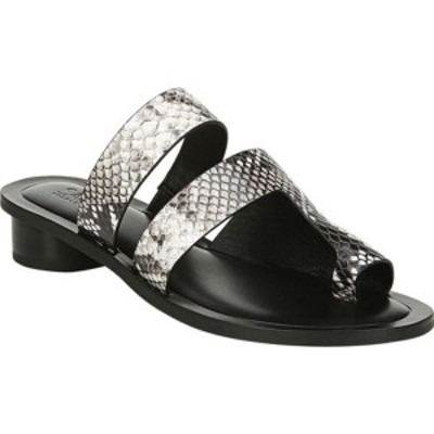 サルトバイフランコサルト レディース サンダル シューズ Trixie Slide Sandal Natural Snake Print Leather