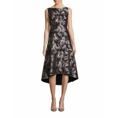 ラファイエット148ニューヨーク レディース ワンピース Spark Printed A-Line Dress