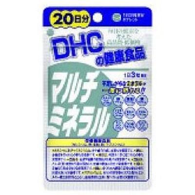 【DHC】マルチミネラル 20日分 (60粒) ※お取り寄せ商品【KM】
