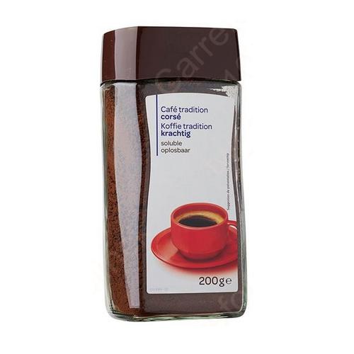 傳統即溶咖啡粉