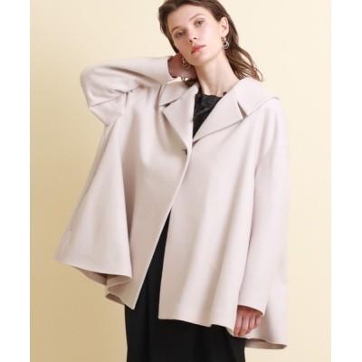 STUDIOUS WOMENS / 【ELIN(エリン)】メルトン1Bコート WOMEN ジャケット/アウター > チェスターコート