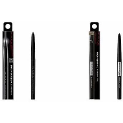 【セット買い】ケイト アイライナー スムースアイライナーペンシル BK自然な黒 & アイブロウペンシルA BR-3 自然な茶色