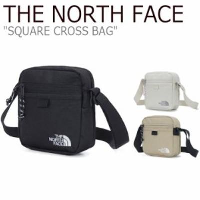 ノースフェイス サコッシュ THE NORTH FACE メンズ レディース SQUARE CROSS BAG スクエア クロスバッグ NN2PM09J/K/L バッグ