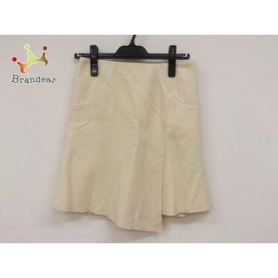 ピンキー&ダイアン Pinky&Dianne スカート サイズ36 S レディース アイボリー  スペシャル特価 20210313