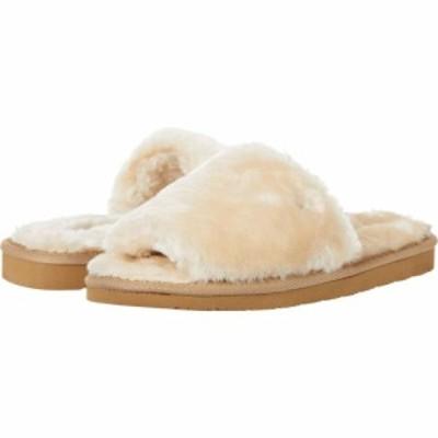 ミネトンカ Minnetonka レディース スリッパ シューズ・靴 Lolo Cream