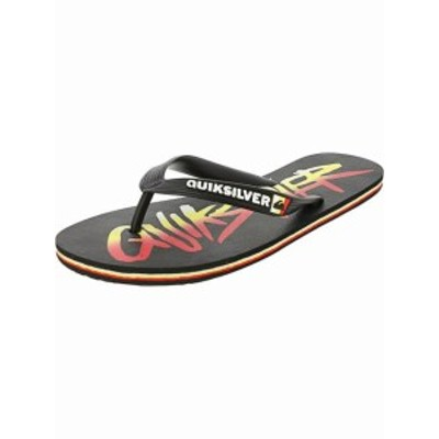 Quiksilver クイックシルバー ファッション サンダル Quiksilver Molokai Wordmark Sandal