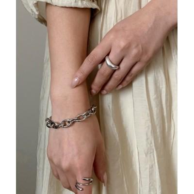 wears / シンプルチェーンブレスレット WOMEN アクセサリー > ブレスレット