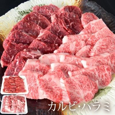 焼肉カルビ・ハラミセット800g