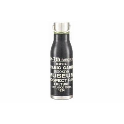【オリジナル】リングハンドル付ステンレスマグボトル【ブルックリン】【ステンレスボトル】【ボトル】【水筒】【給水】【すいとう】【マ