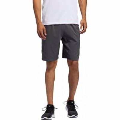 アディダス adidas メンズ ラクロス ショートパンツ ボトムス・パンツ Axis 20 Woven Training Shorts Grey Six
