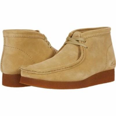 クラークス Clarks メンズ ブーツ シューズ・靴 Wallabee Boot 2 Maple Suede