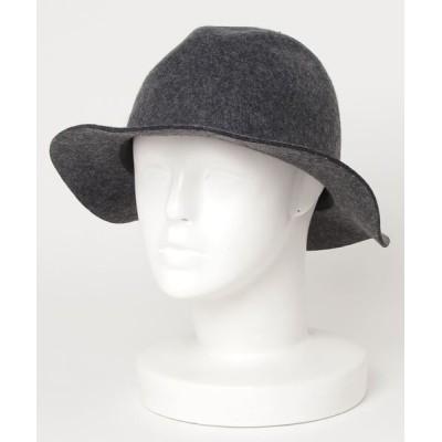 FUNALIVE / 【SI ORIGINAL】ウールポークパイハット WOMEN 帽子 > ハット