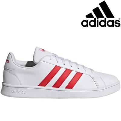 期間限定お買い得プライス アディダス GRANDCOURT BASE U FY8567 メンズ シューズ スニーカー 靴 くつ 白靴 ホワイト 通学 白スニーカー 通学靴
