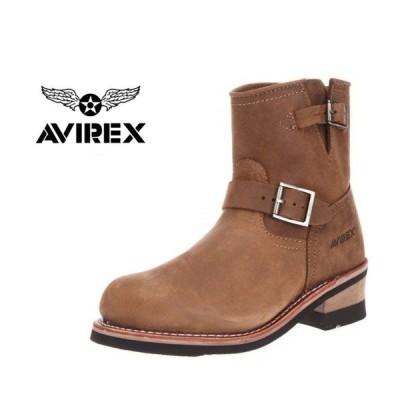 AVIREX アヴィレックス YAMATO (ヤマト) AV2225 (HOR)バイカー ブーツ メンズ レディース アビレックス