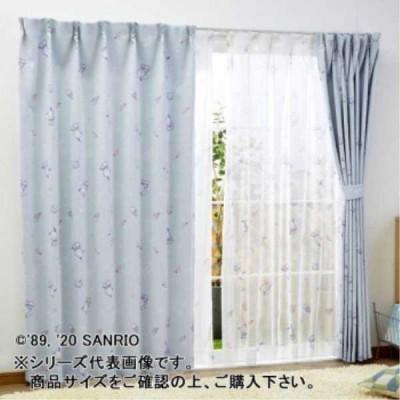 ドレープカーテン関連 サンリオ ポチャッコ カーテン 2枚セット 100×178cm SB-534-S