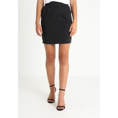 イチ レディース スカート ボトムス IHKATE - Pencil skirt - black black