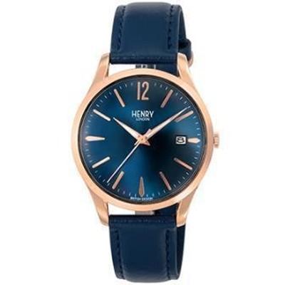 HENRY LONDON(ヘンリーロンドン) Euston HL39S0300 ユニセックス腕時計