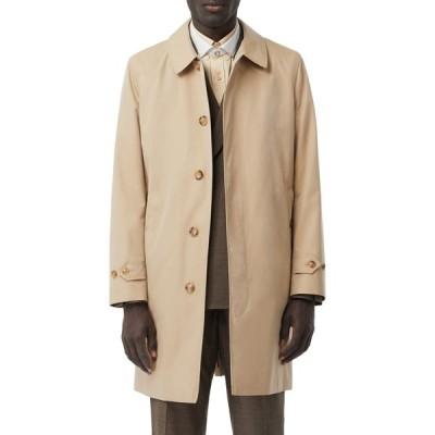 バーバリー BURBERRY メンズ コート カーコート アウター Pimlico Cotton Gabardine Car Coat Honey