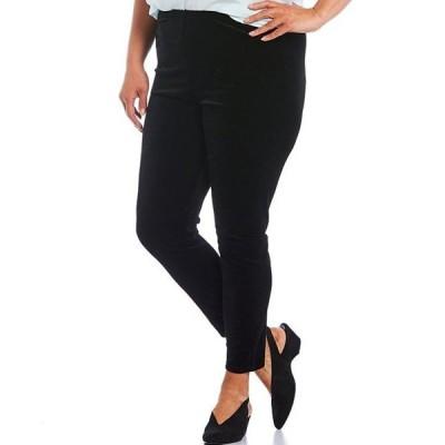 エイリーンフィッシャー レディース カジュアルパンツ ボトムス Plus Size Recycled Polyester Stretch Velvet Ankle Legging