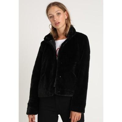 オンリー ジャケット&ブルゾン レディース アウター ONLVIDA JACKET - Winter jacket - black