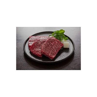 ( 産地直送 お取り寄せグルメ ) 群馬   赤城牛 モモステーキ 100g×5
