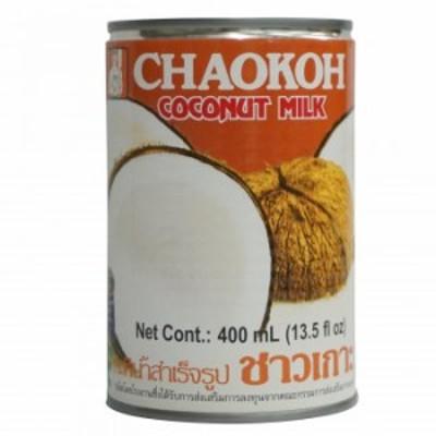 チャオコー ココナッツミルク 400ml 24個セット 310