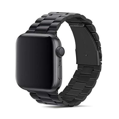 Tasikar コンパチブル Apple Watch バンド 38mm 40mm プレミアムステンレススチールメタル交換バンド Apple Watch シリーズ5 / 4 (40mm) シリーズ3 / 2 / 1 (38m