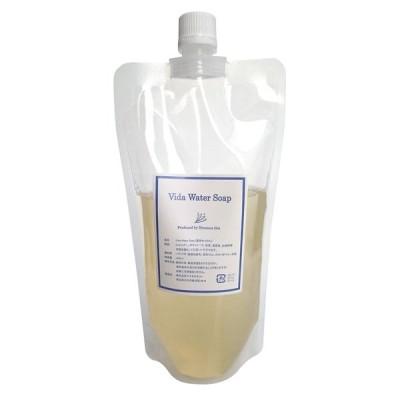テネモス ビダウォーターソープ Vida Water Soap 400ml 詰替用 レフィル