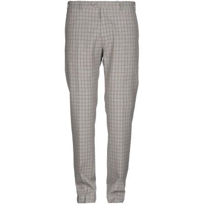 ベルウィッチ BERWICH パンツ グレー 50 ウール 80% / シルク 12% / 麻 8% パンツ