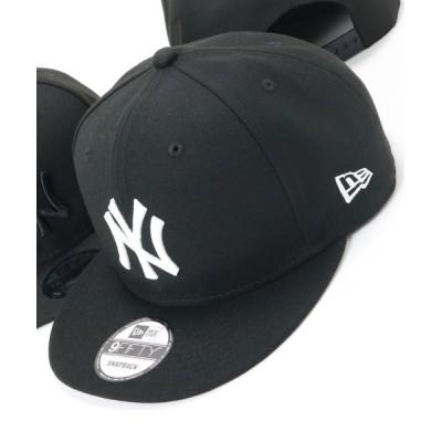 帽子屋ONSPOTZ / ニューエラ 9FIFTY スナップバックキャップ MLB  NEW ERA MEN 帽子 > キャップ