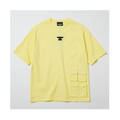 スウェット 【BOY LONDON】BOY ショートスリーブ クルーネック スウェットシャツ
