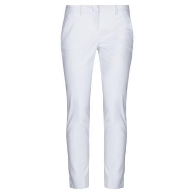 HANITA パンツ ホワイト 46 コットン 62% / ポリエステル 33% / ポリウレタン 5% パンツ