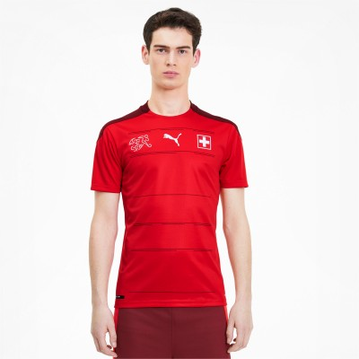 スイス SFV SS ホーム レプリカシャツ 半袖 ユニフォーム