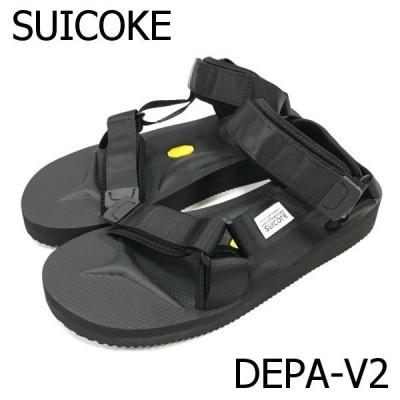 SUICOKE スイコック  DEPA-V2 OG022V2-11 ブラック メンズ・レディース・ユニセックス
