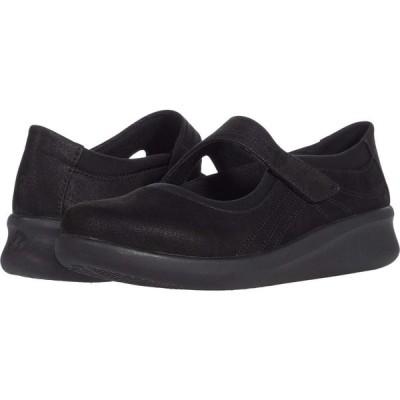 クラークス Clarks レディース シューズ・靴 Sillian 2.0 Joy Black Synthetic