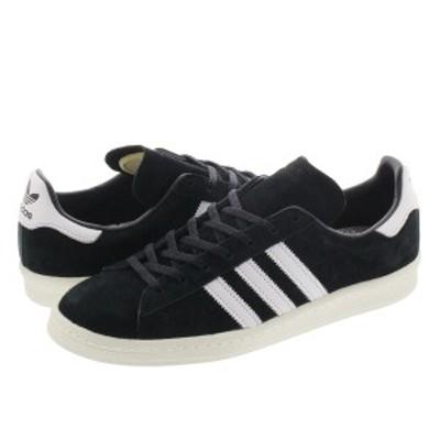 adidas CAMPUS 80s アディダス キャンパス エイティーズ CORE BLACK/CORE BLACK/FTWR WHITE fw5046