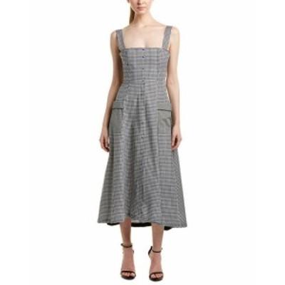 Nicholas  ファッション ドレス Nicholas Midi Dress